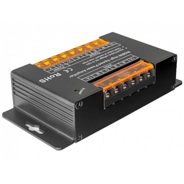 Wzmacniacz RGBW DC 5 ~ 24V, 4 x 8A