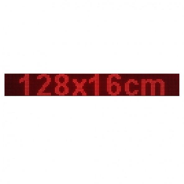 Tablica LED 128×16