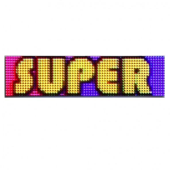 Tablica LED RGB 64×16