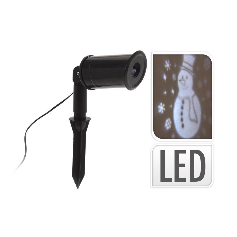 Laser projektor bałwan