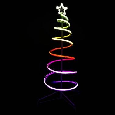 Choinka neon flex 420 LED