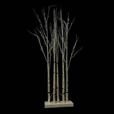 Drzewka brzozy 72 LED 125cm