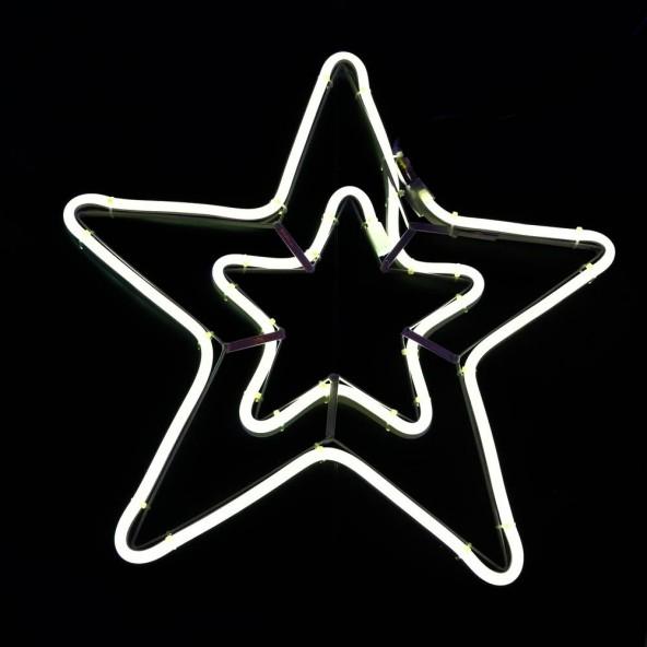 Gwiazda flux LED