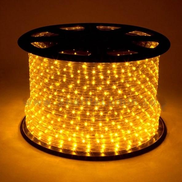 Wąż LED biały ciepły