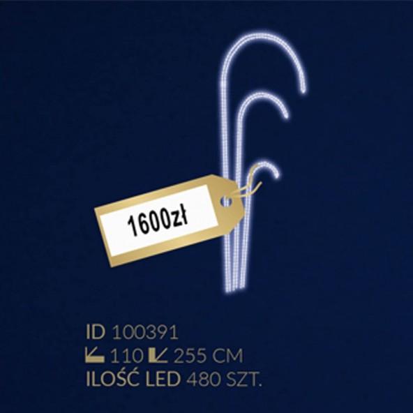Motyw latarniowy 480LED