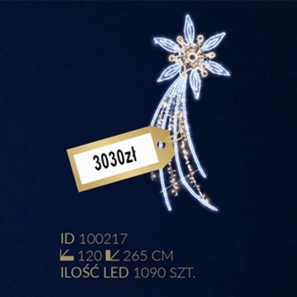 Motyw latarniowy 1090LED