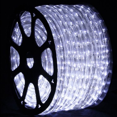 Wąż LED biały zimny