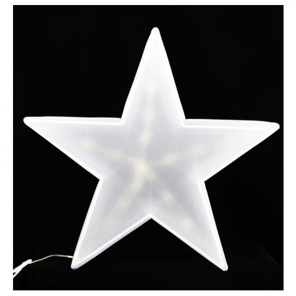 Gwiazda hologram 20 LED