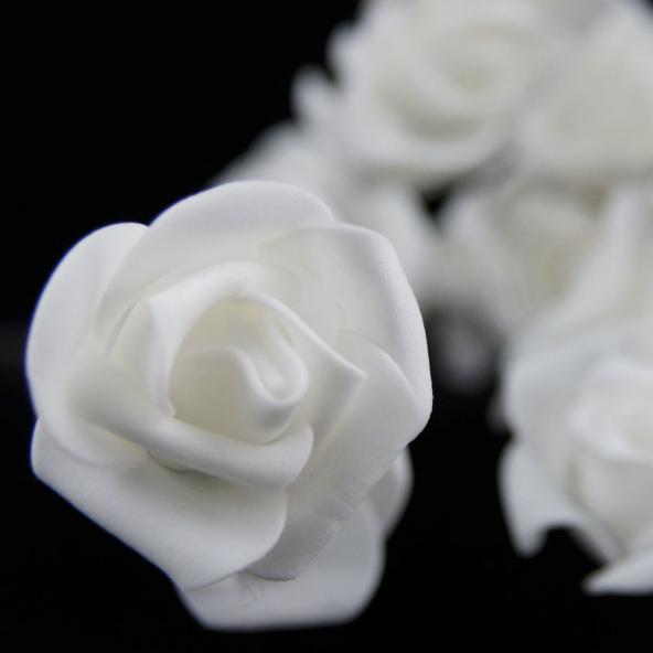 Gałązka róże 10 LED