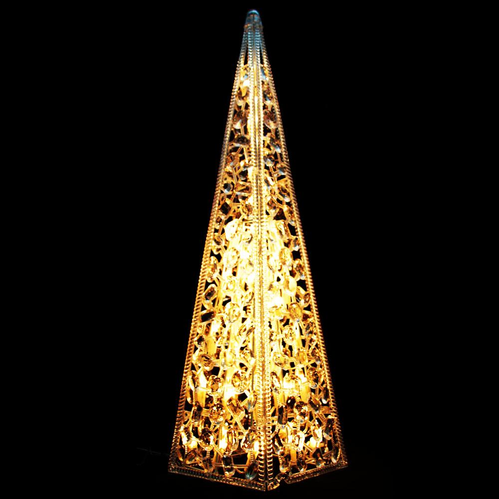 Choinka kryształ 50 LED
