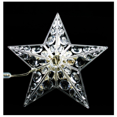 Gwiazda kryształ 20 LED