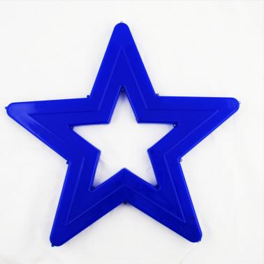 Gwiazda niebieska LED
