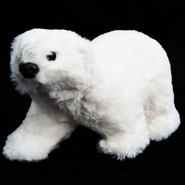 Pluszak niedźwiedź biały
