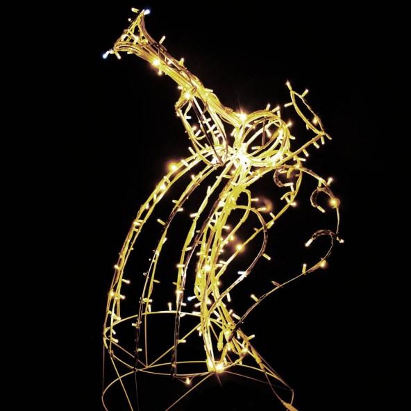 Wielki Anioł LED