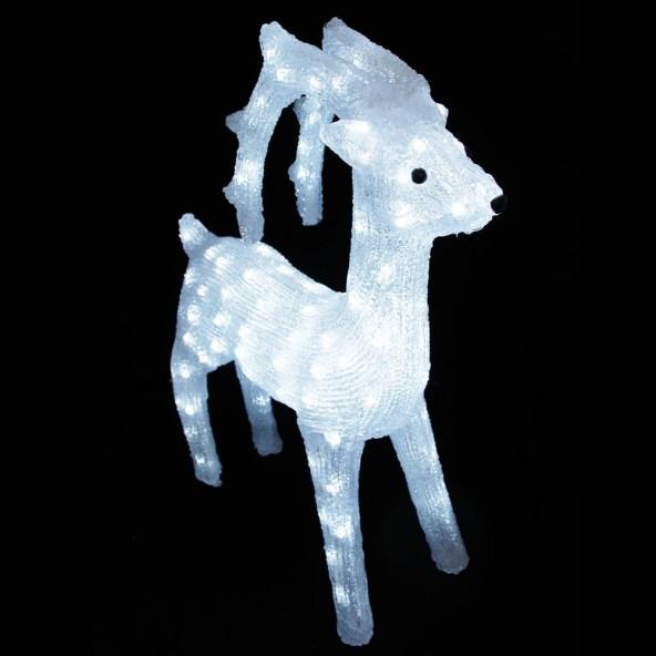 Renifer LED 67cm