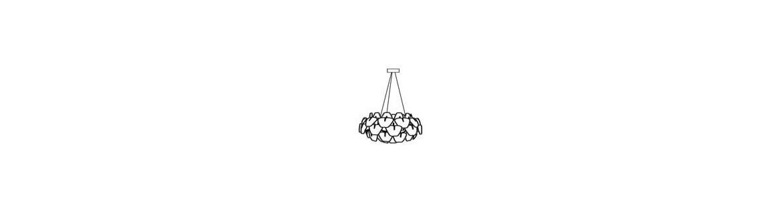 Żyrandole LED