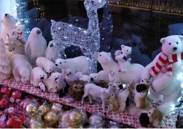 Dekoracje świąteczne w domu